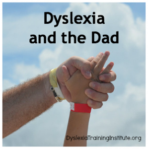 Dyslexia and the Dad    (Photo by Fifth World Art/Flickr)