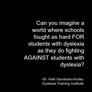 Dyslexia in 2013: The Year in Review and My Wish