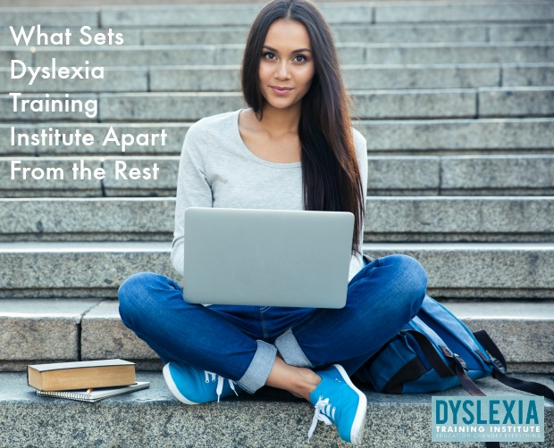 What Sets Dyslexia Training Institute Apart from the Rest