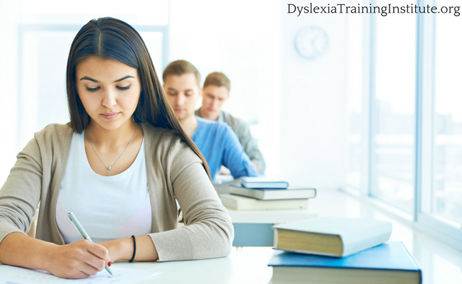 Dear Struggling Students - I Failed a Test Too - A Letter to Students by Dr. Kelli Sandman-Hurley - DyslexiaTrainingInstitute.org