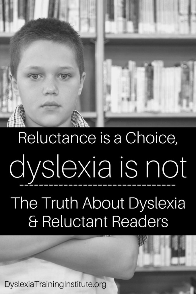 The Truth About Dyslexia and Reluctant Readers