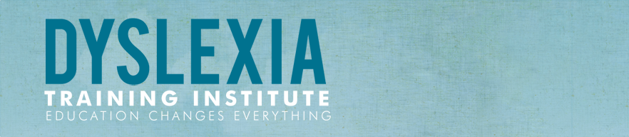 Dyslexia Training Institute Blog